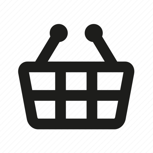 basket, cart, finance, shopping bag, shopping cart icon