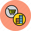 cart, finance, mall, online, plaza, shop, shopping icon