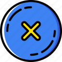 business, error, shop, shopping icon