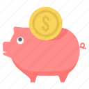 dollar, finance, financial, money, payment, save, savings icon
