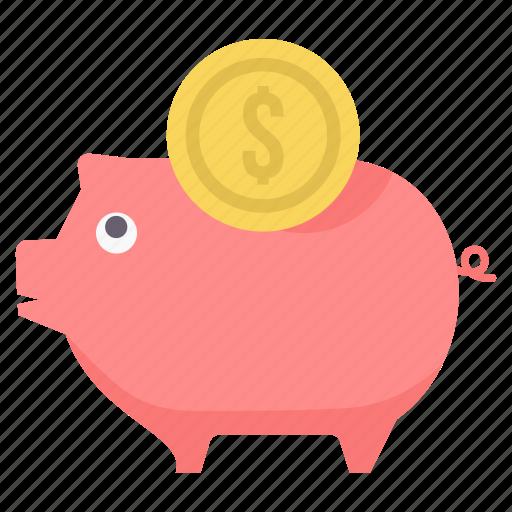 dollar, finance, financial, guardar, money, payment, save, savings icon