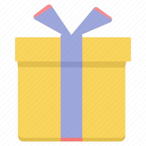 box, christmas, gift, package, parcel, xmas icon