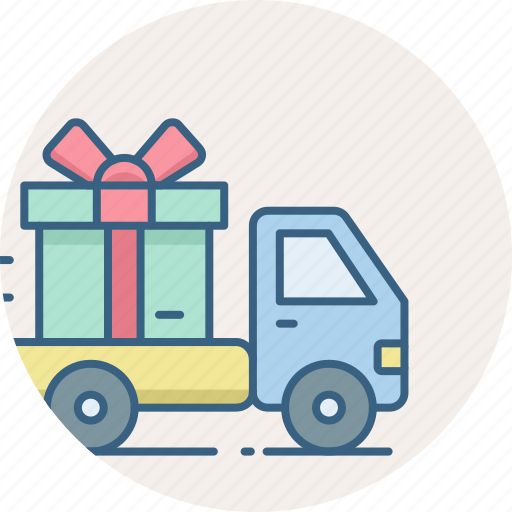 delivery, free, road, transport, transportation, truck icon