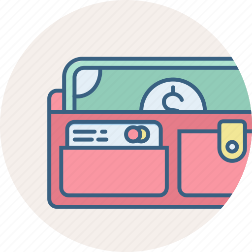 currency, finance, money, savings, wallet icon