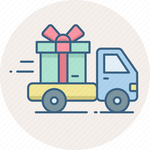 Delivery, truck, shipping, transport, transportation, vehicle icon - Download on Iconfinder