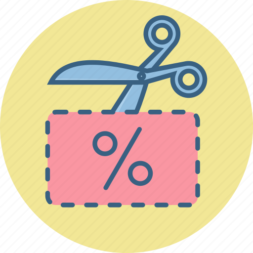 coupon, discount, label, offer, sticker, tag, voucher icon