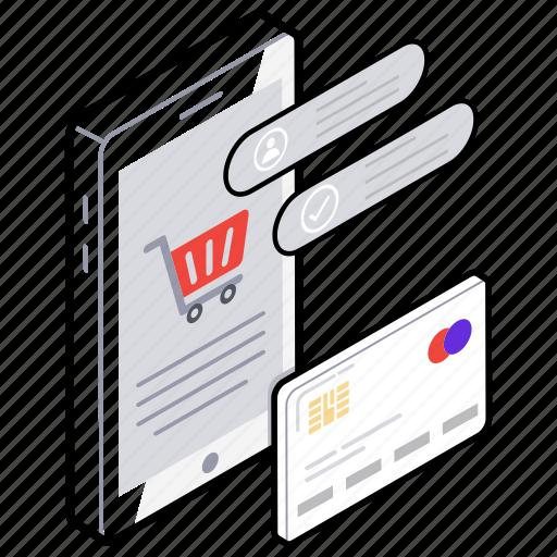 e commerce, internet shopping, mcommerce, online shop, online shopping, online store icon