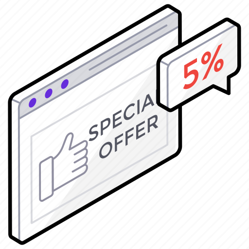 clearance sale, discount message, ecommerce, product price, sale discount, sale rebate, special offer icon