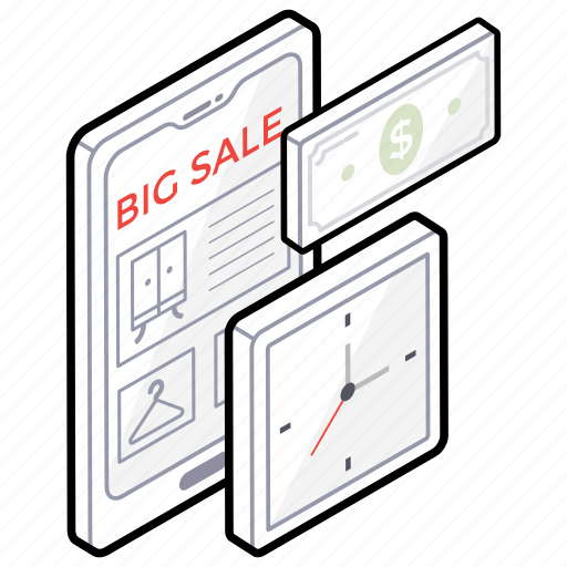 big sale, clearance sale, ecommerce, product price, sale discount, sale rebate, special offer icon