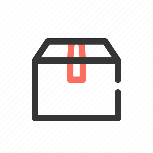 box, delivery, ecommerce, package, shipping, shopping icon