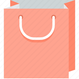 add, bag, buy, e-commerce, flat design, sale, shopping icon