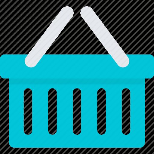 add, basket, e-commerce, flat design, sale, shopping icon