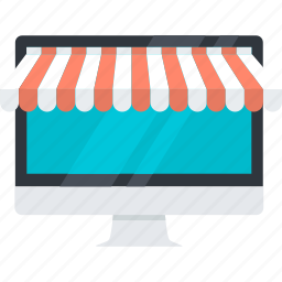 buy, e-commerce, flat design, internet, online, sale, shopping icon