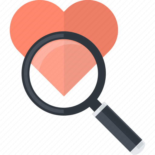 favorite, find, heart, product, search, shopping icon