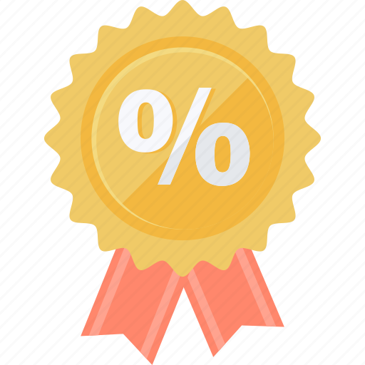 discount, flat design, offers, sale, shopping, special icon