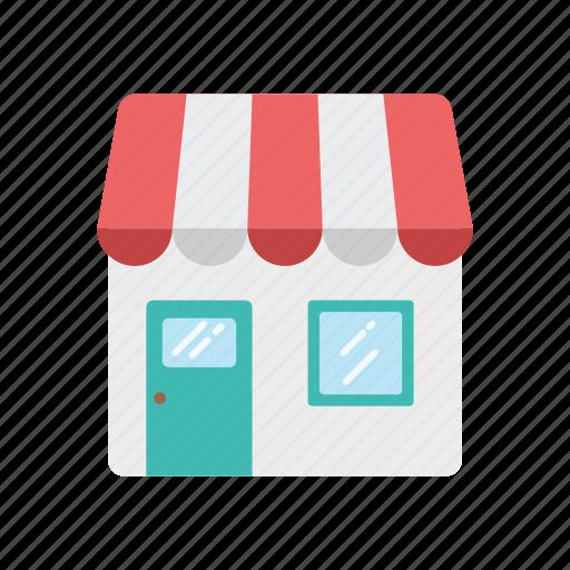 shopping, store icon