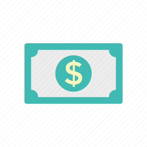 cash, money, payment, shopping icon