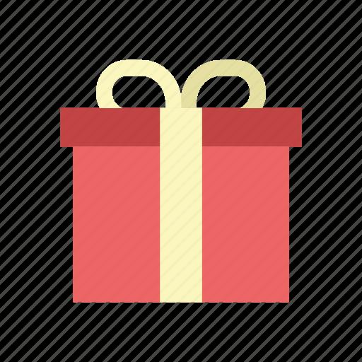 box, gift, present, prize, shopping icon