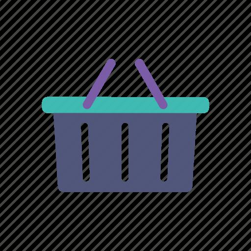 basket, buy, cart, commerce, shopping, store icon