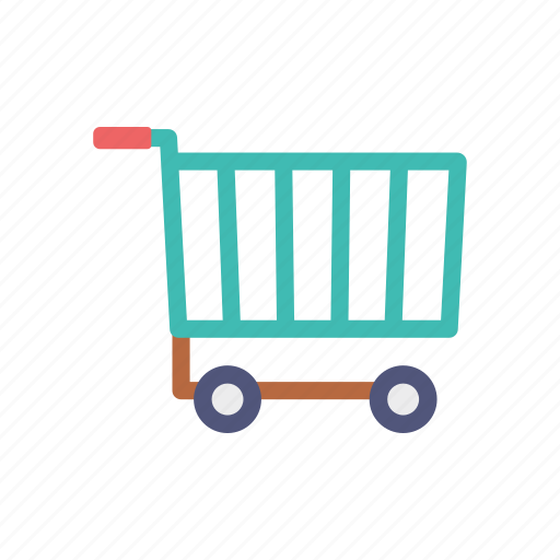 bag, buy, cart, delivery, shopping icon