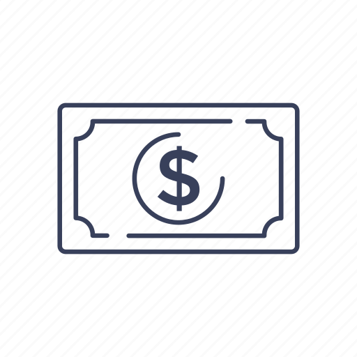 cash, commerce, finance, money, payment, shopping, wallet icon