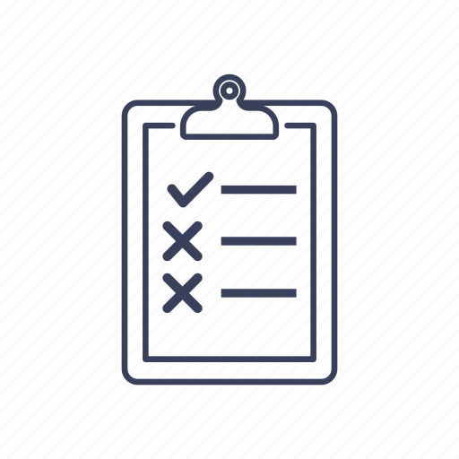 check, commerce, list, to do, wish list icon