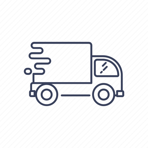 commerce, delivery, package icon