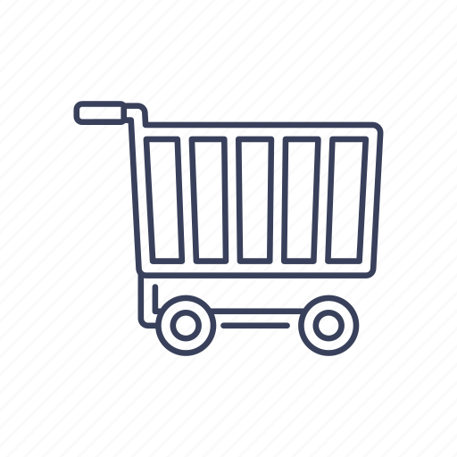 cart, commerce, shop, shopping icon