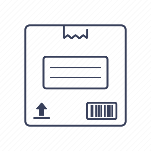 box, commerce, package icon