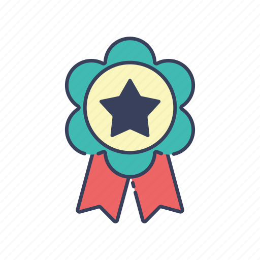 badge, best, recommended, seller, shopping icon
