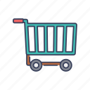buy, cart, e-commerce, shopping icon