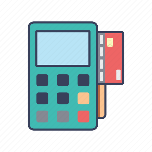 card, credit, electronic, payment, shopping icon