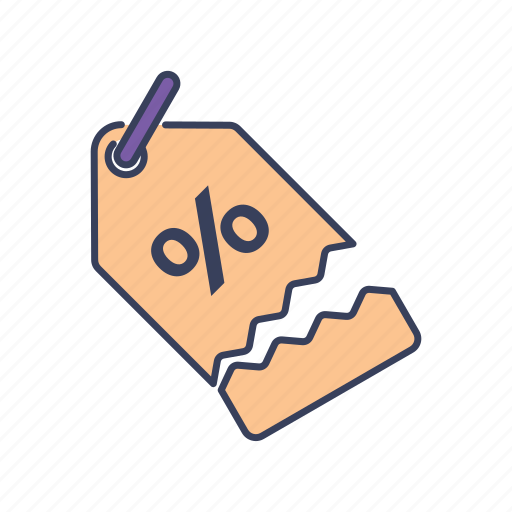 discount, label, price, pricedrop, sale, shopping, tag icon