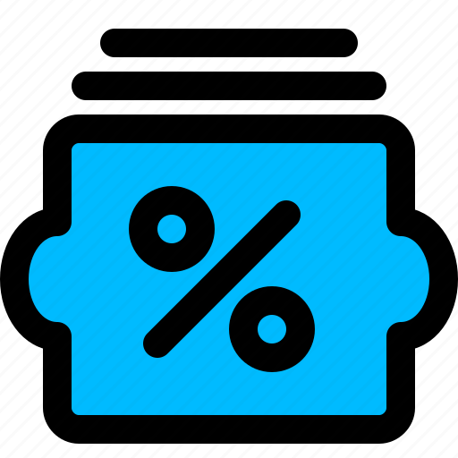 coupon, discount, price, sale, tag icon
