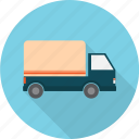 cargo, e-commerce, shipping, shopping, transport, transportation, truck icon