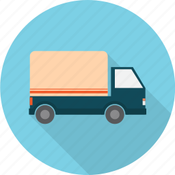 cargo, e-commerce, shipping, shopping, transport, transportation, truck icon
