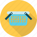 basket, cart, concept, consumerism, customer, e-commerce, shopping icon