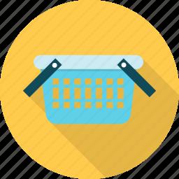 basket, cart, concept, consumerism, customer, e-commerce, shopping icon