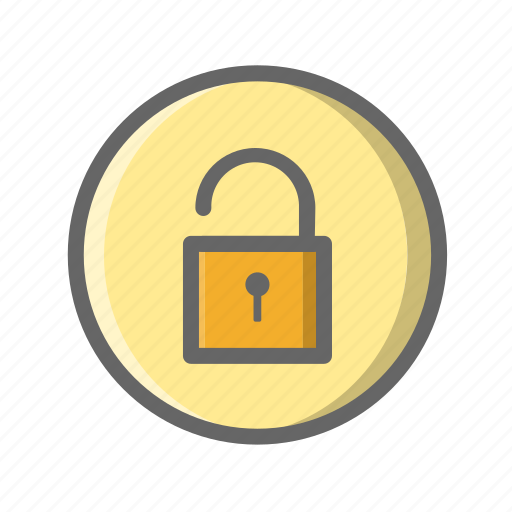 Business, filled, lock, shopping icon - Download on Iconfinder