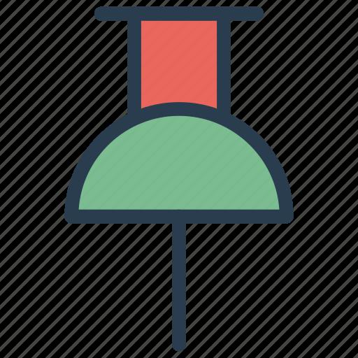 attach, attachment, clip, pin icon