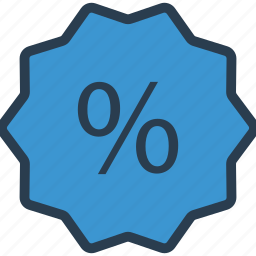 badge, discount, offer, tag icon