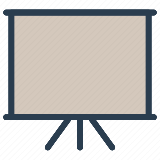 board, lecture, meeting, presentation icon