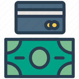card, cash, credit, payment icon