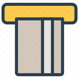 card, credit, payment, paypal icon