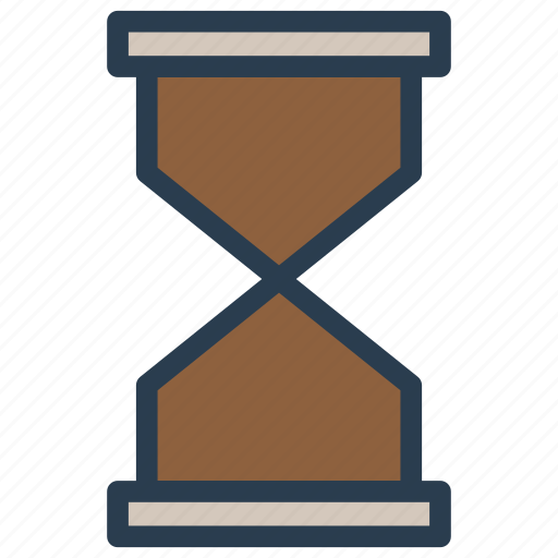 hourglass, loading, stopwatch, timer icon