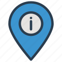 error, location, navigator, pointer icon