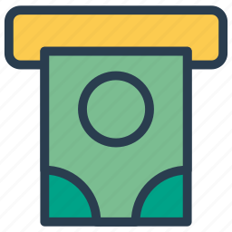 bill, card, pay, payment icon