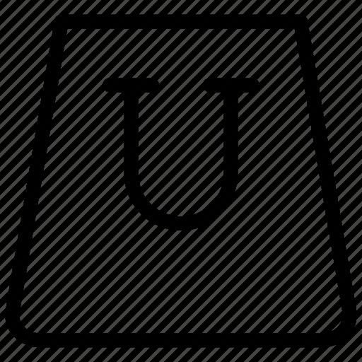 bag, purse, shopper, shopping icon