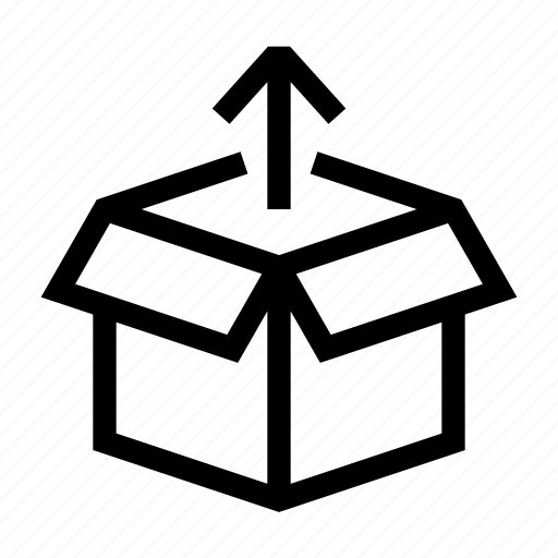 box, delivery, gift, package, parcel, shipping, transportation icon