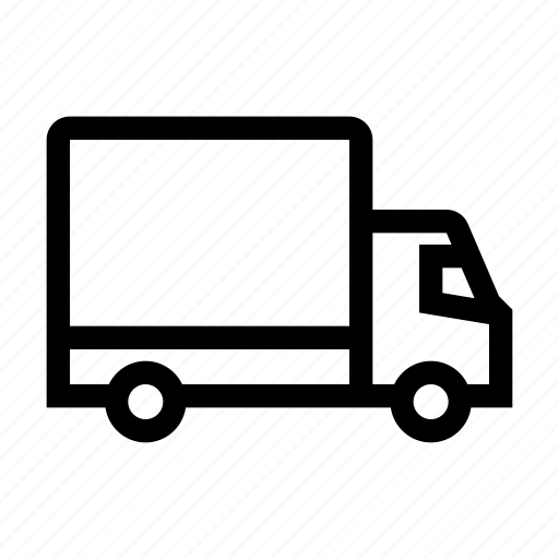 auto, delivery, logistic, logistics, shipping, truck, vehicle icon